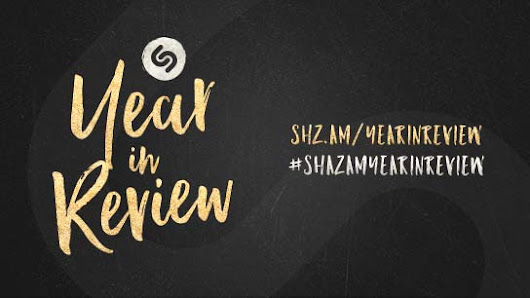 Shazam Year In Review