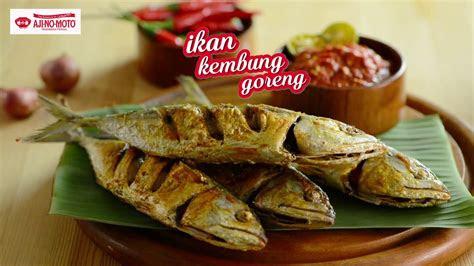 tasty treat ikan kembung goreng fried kembung fish