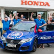 Honda Civic Tourer 1.6 i-DTEC sets 100mpg record - GreenCarGuide.co.uk