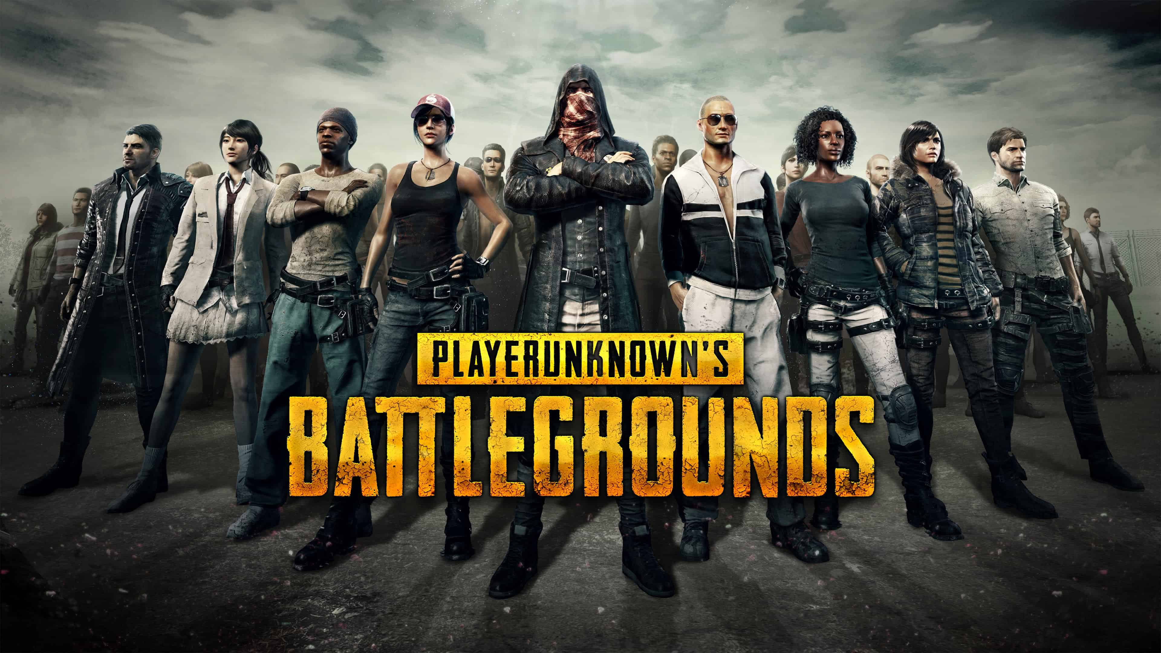 PUBG Player Unknown Battlegrounds Characters UHD 4K Wallpaper Pixelz