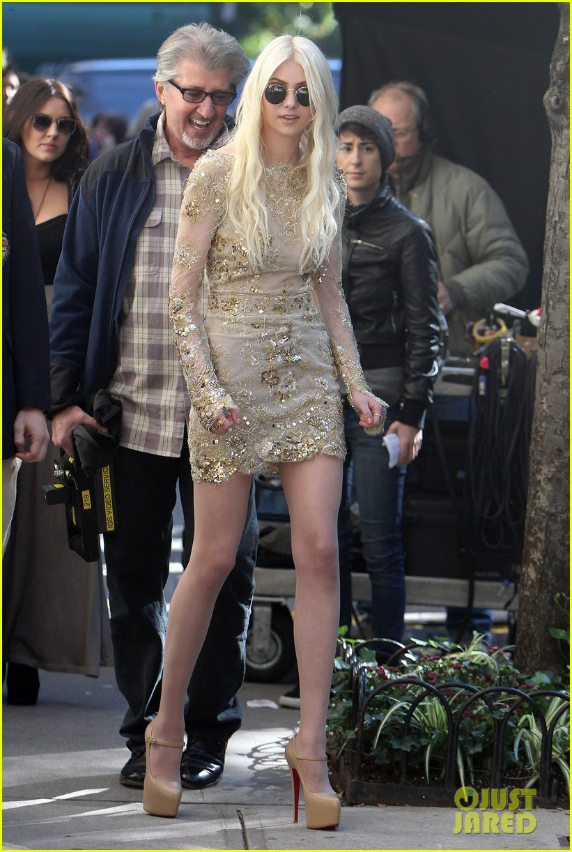taylor momsen gossip girl return with blake lively 01