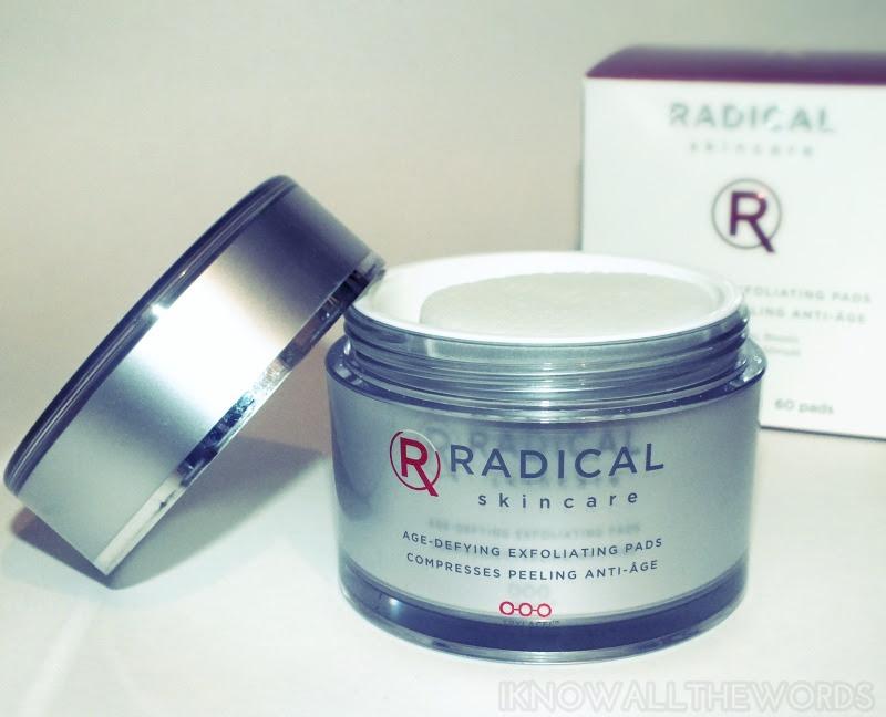 Radical Skincare Age Defying Exfoliating Pads (4)
