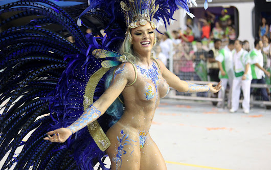 Muses of Carnival 2015 - World Latin Entertainers