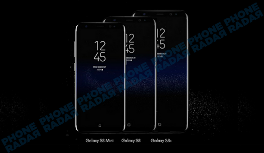 "Samsung to Launch Galaxy S8 Mini 5.3"" Smartphone at $399 in Competitive Markets » PhoneRadar"