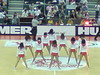Cheerleaders - unintentional butt shot