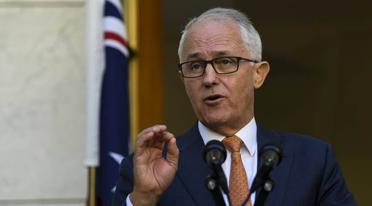 china australia relations, australia china ties, Prime Minister Malcolm Turnbull, anti-china sentiment, global times, chinese newspaper, indian express, world news