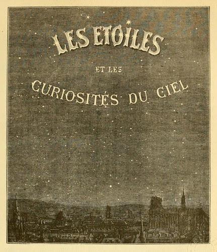 Les Etoiles et Les Curiosites Du Ciel