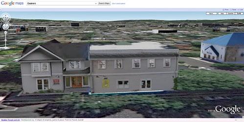 Multnomah Friends / Google Earth