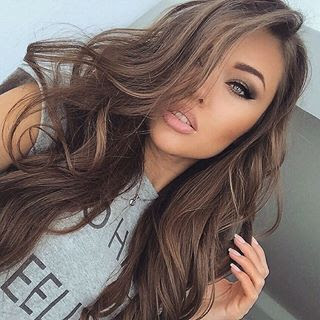 12 Cute Brown Hair Color Ideas 2018  2019  On Haircuts  On Haircuts