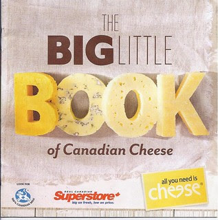 The Big Little Book of Canadian Cheese