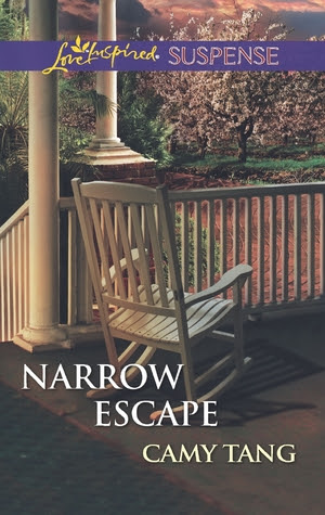 Narrow Escape by Camy Tang