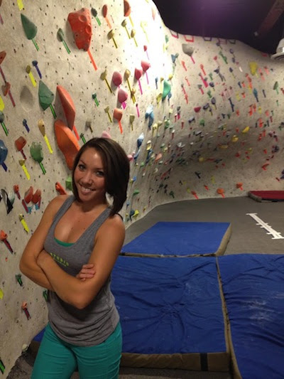 Climbing Team Tryouts at The Studio