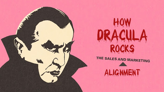 How Dracula Rocks Sales and Marketing Alignment