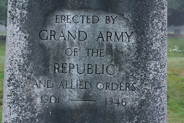 Grand Army of the Republic Cemetery, Portland OR