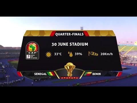 AFCON 2019 | Senegal vs Benin | Highlights