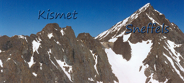 Kismet and Mount Sneffels