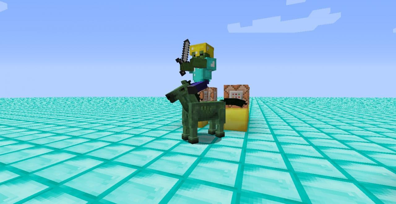 Minecraft Horse Id - Lock Down t