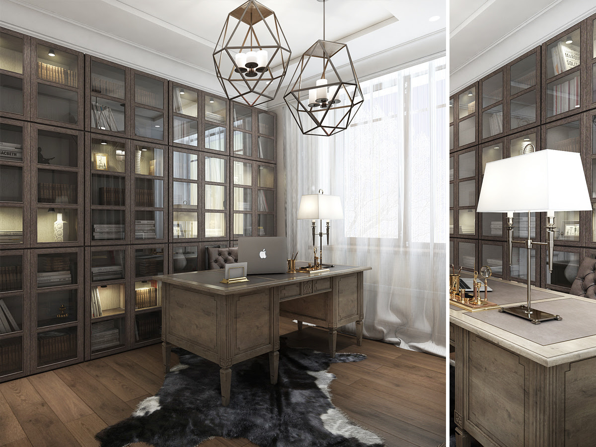 home office pendant lightingInterior Design Ideas.