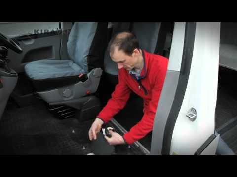 vw t5 fuse box removal image 3