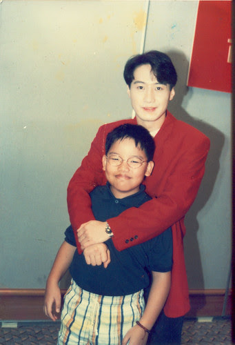 With Heavenly King, Leon Lai