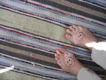spc :: happy feet :: glade føtter