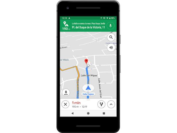 Free Sat Nav Apps Tested Is Google Maps Or Tomtom Go