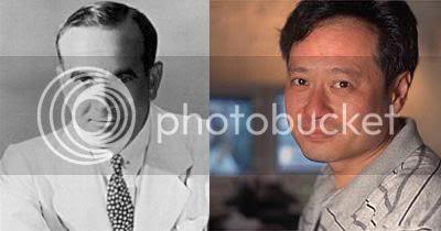 Al Jolson and Ang Lee