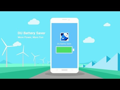 DU Battery Saver&Phone Charger