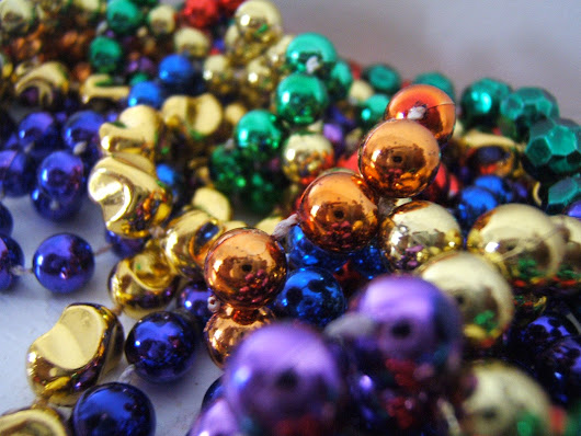 What To Do With Surplus Mardi Gras Beads | Mardi Gras New Orleans