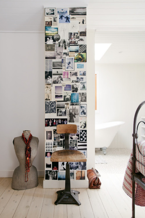 Source: Homelife DIY inspiration! Lovely way to display your pics :)