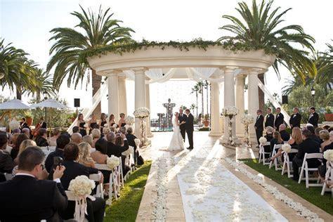 Monarch Beach Resort, Wedding Ceremony & Reception Venue