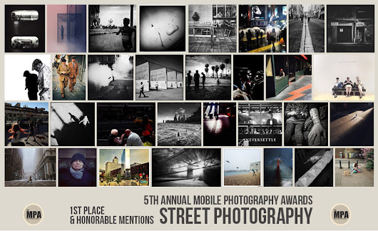 STREET PHOTOGRAPHY WINNER & HONORABLE MENTIONS MPA 2015 - Mobile Photography Awards