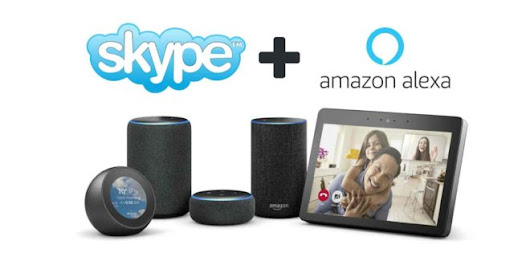 Alexa Powered Amazon devices Now able to Make Skype Calls
