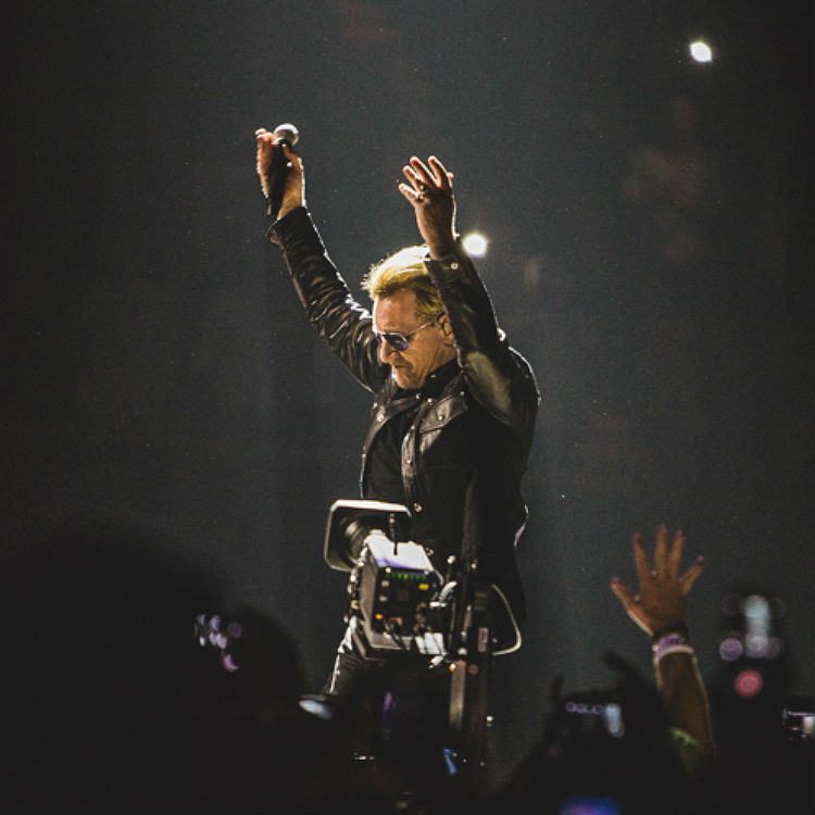 U2 Stockholm gig cancelled due to security risk, reports of armed man