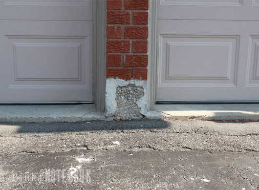 How to Repair your Crumbling Concrete Walls