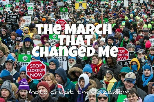 The March That Changed Me