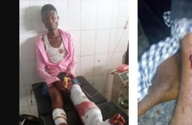Horror As Students Are Allegedly Shot By Soldiers During Protest Over N13m Cross River @ 50 Largesse (Photos)