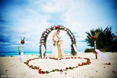 Beach wedding Cuba   Russian photographerRussian photographer