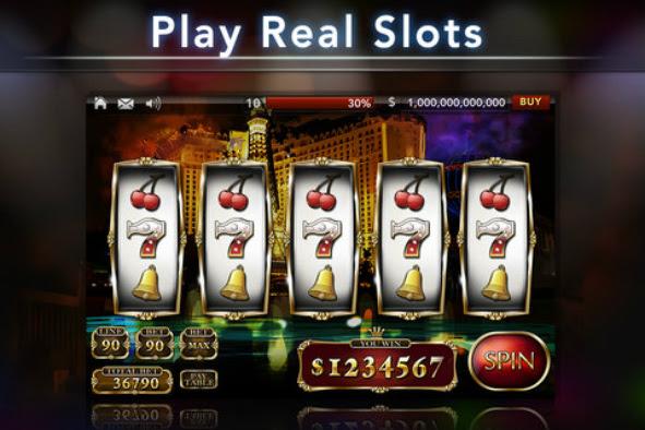 Best online casino slots real money