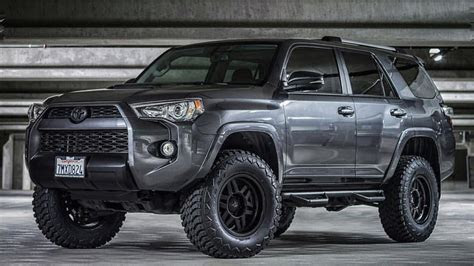 Best 2020 Toyota 4runner Trail