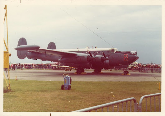 Finningley Airshow 1972