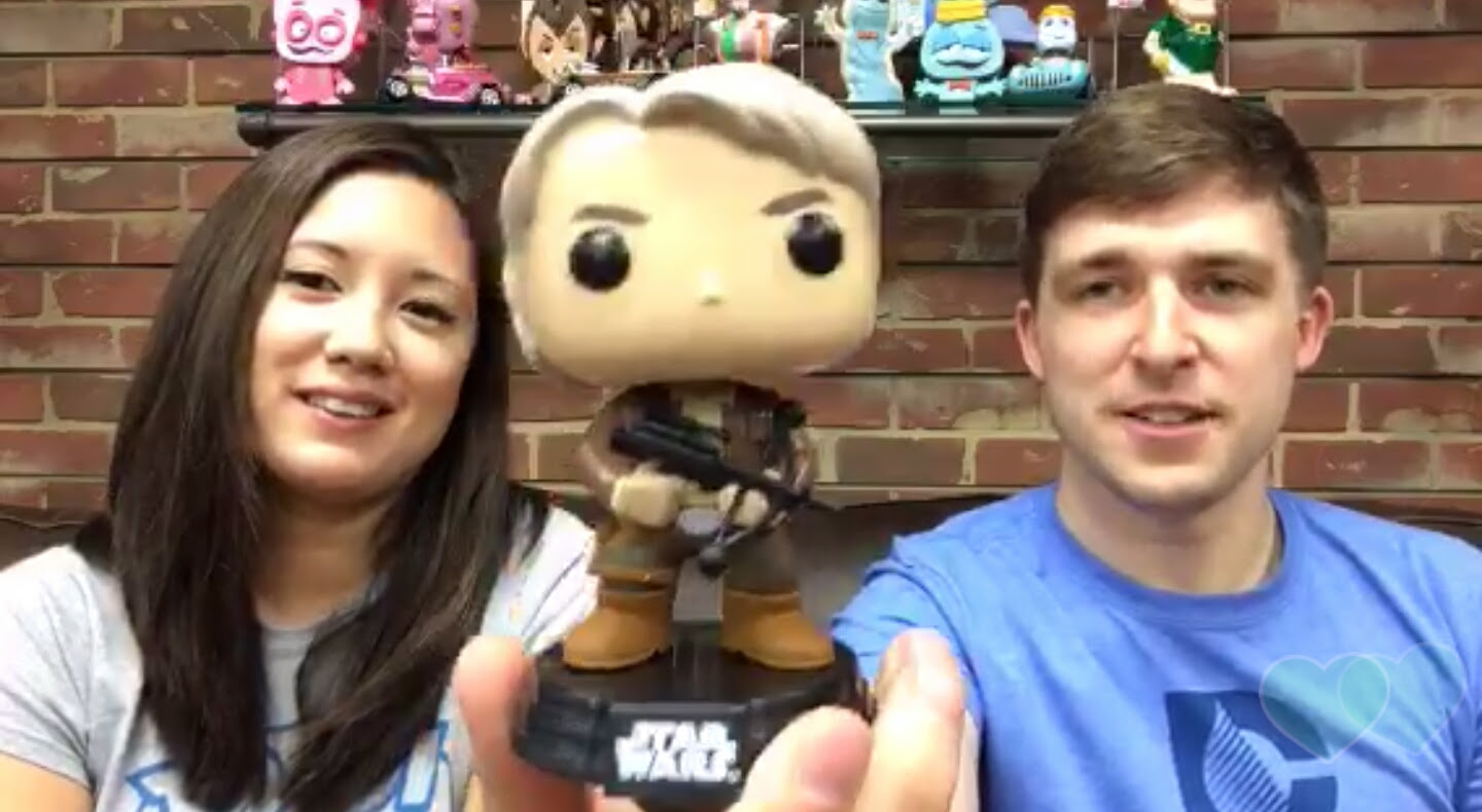 Funko Star Wars Exclusives at SDCC | Anakin and His Angel