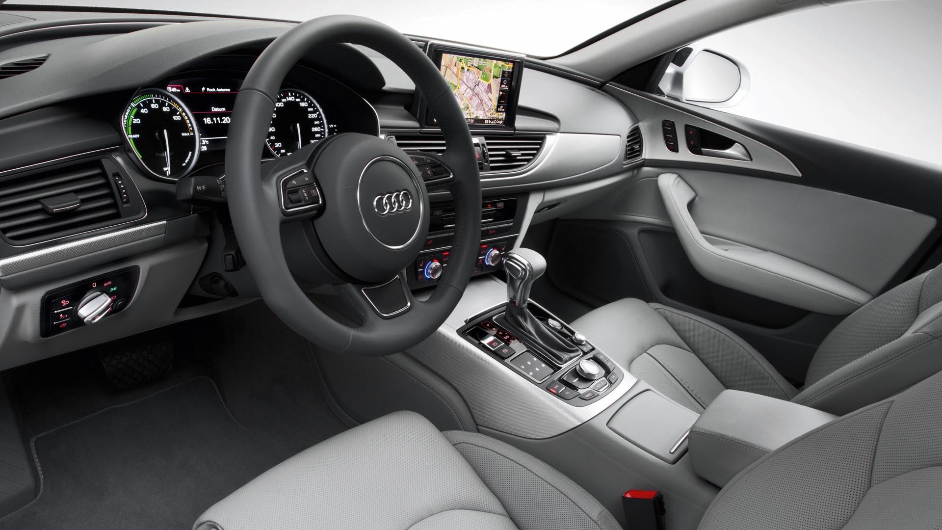 Audi A6 Hybrid 2011 HD Wallpaper 11 1920x1080 Wallpaper