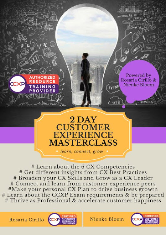 Customer Experience Masterclass & Training - Wow Now