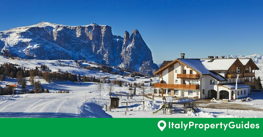 Ski regions of Italy - Italy Property Guides