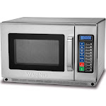 Waring WMO120 1800W Commercial Microwave Oven - 1.2 cu ft - Stainless Steel