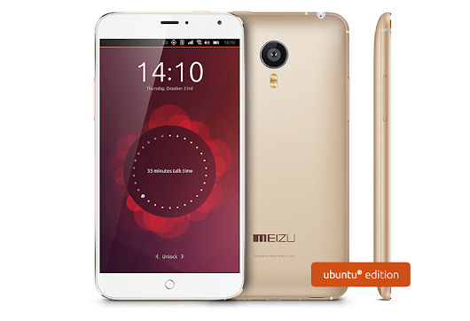 Meizu MX4 With Ubuntu Launched in China, Coming to Europe 'Soon'