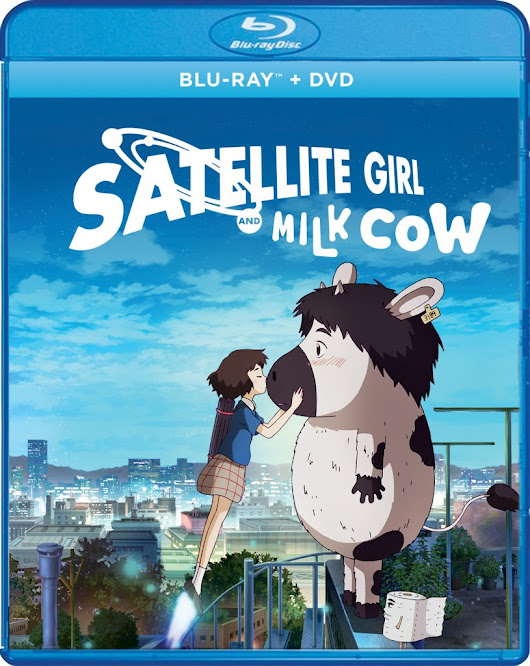 SATELLITE GIRL AND MILK COW {Review and Giveaway of 3 Copies!} » Connected2Christ