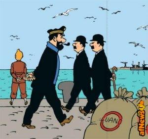 Tintin (non Tin-Tin) arriva in edicola: ecco le date della serie completa