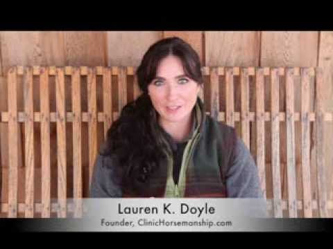Clinic Horsemanship About Video